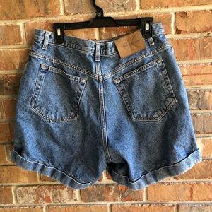 Calvin Klein   High Waisted Shorts